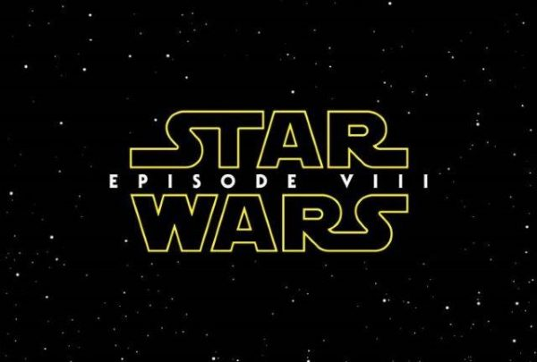 """The 2017 Schedule from Walt Disney Studios Motion Pictures, STAR WARS: EPISODE VIII"""