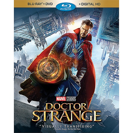 Doctor Strange Blu-ray Out This Week!