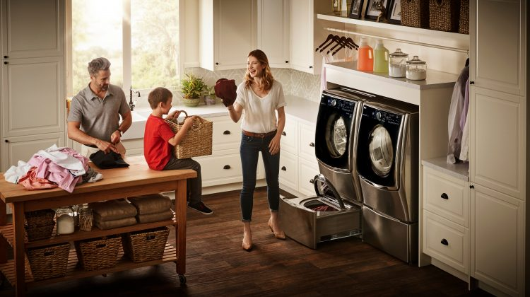 LG's Twin Wash System @BestBuy Is Everything You Want in a Laundry System, And More! #ad @LGUS