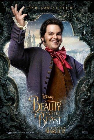 Josh Gad is LeFou!! w/Linky! #BeOurGuestEvent #BeautyandtheBeast!