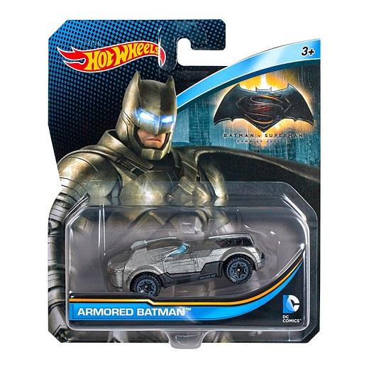 HotWheels! Armored Batman and HW Formula Solar!