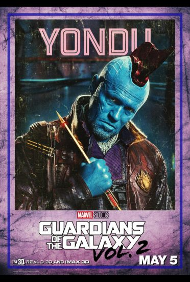 Guardians of the Galaxy Volume 2!, Michael Rooker
