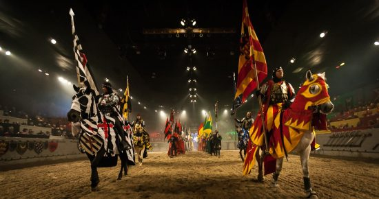 "Five Reasons To Book The ""Medieval Times"" Dinner Theater Today!"