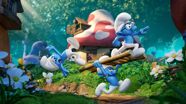 Smurfs: The Lost Village Opens Friday April 7th! #SmurfsTheLostVillage @SmurfsMovie #SmurfsMovie