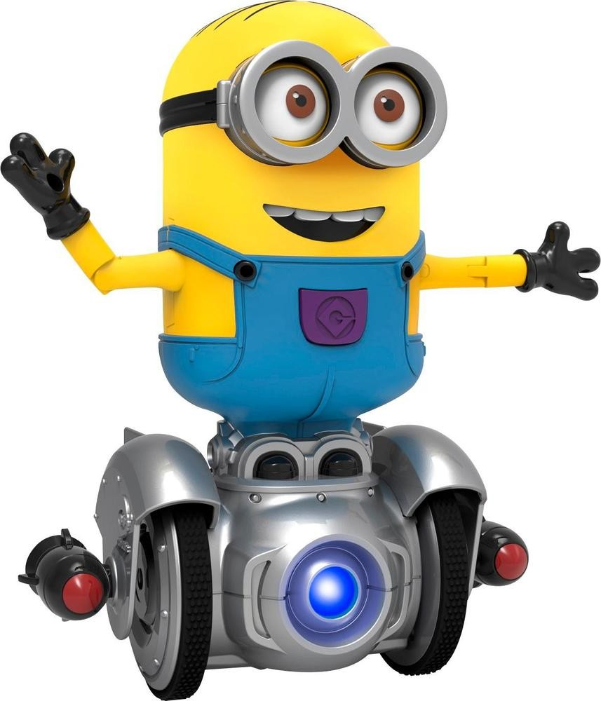 Minion MiP Turbo Dave Robot From @WowWeeWorld!