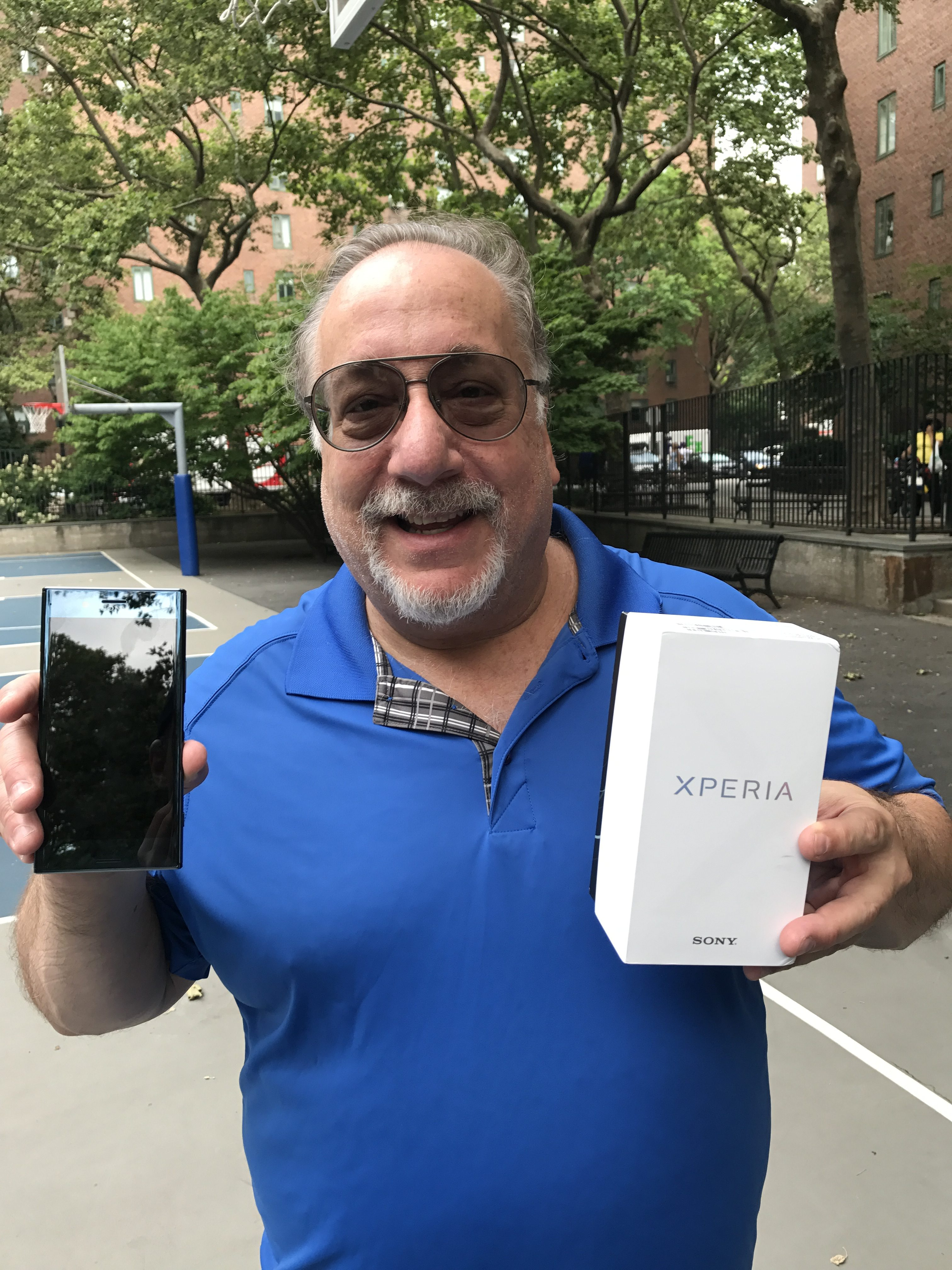 My Slow Motion Video of Paul Filmed With The Sony Xperia Mobile Phone Is Amazing! @BestBuy