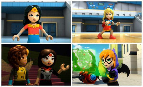 LEGO® DC Super Hero Girls: Brain Drain: Own It On DVD August 8th!