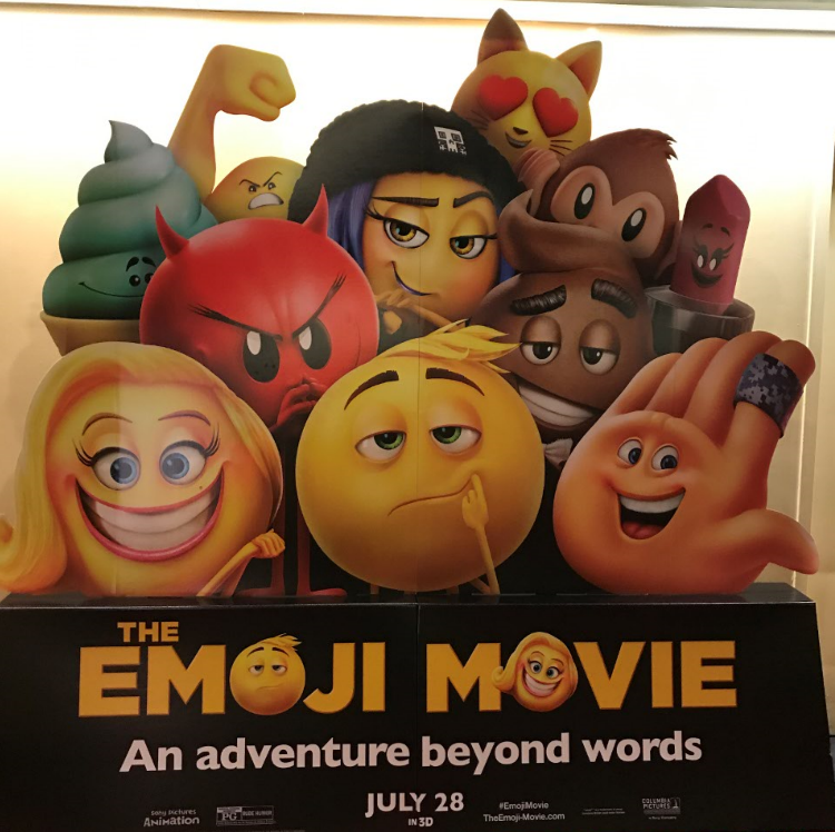 The Emoji Movie! With T.J. Miller! @EmojiMovie #TheEmojiMovie @nottjmiller