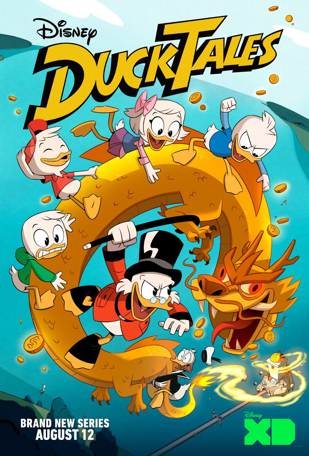 DuckTales Premieres August 12th! We Interviewed The Shows Producers!