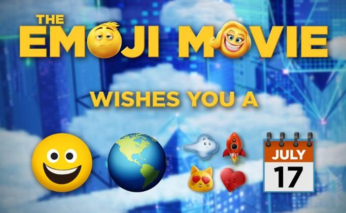 I Am Celebrating #WorldEmojiDay By Heading To A Preview of The #EmojiMovie Right Now!