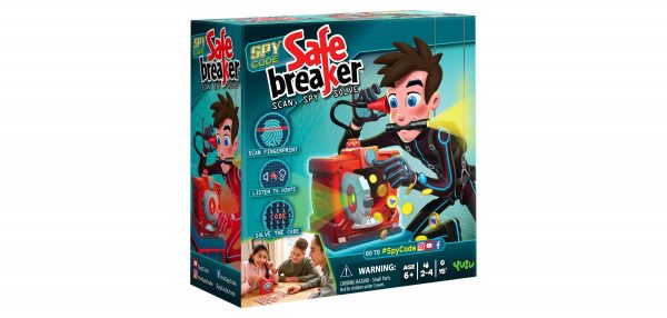 Super New Game: Safe Breaker From YULU Toys!