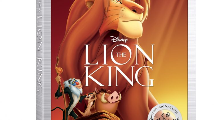 Walt Disney Signature Collection: The Lion King, Filled With New Bonuses! #LionKingBluray #D23Expo #ad @DisneyAnimation #TheLionKing