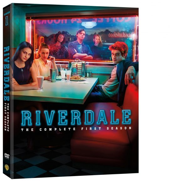 Riverdale: The Complete First Season DVD!