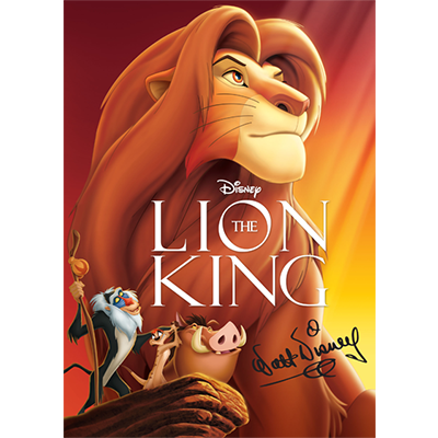 The Lion King on Digital & Disney Movies Anywhere August 15th! #LionKingBluray #D23Expo