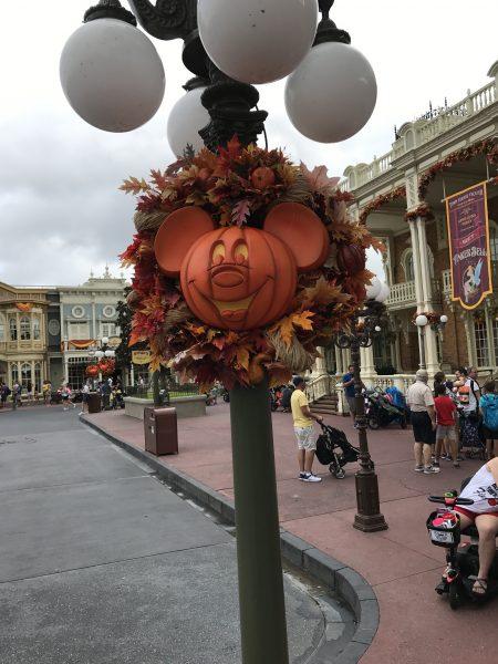 """Mickey Mouse, Walt Disney World, Halloween, Mickey;s Not-So-Scary Halloween Party"""