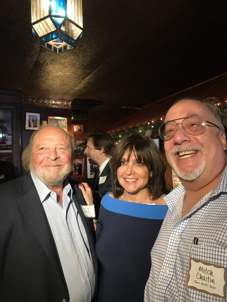 """Linda Stasi and Nelson DeMille"""