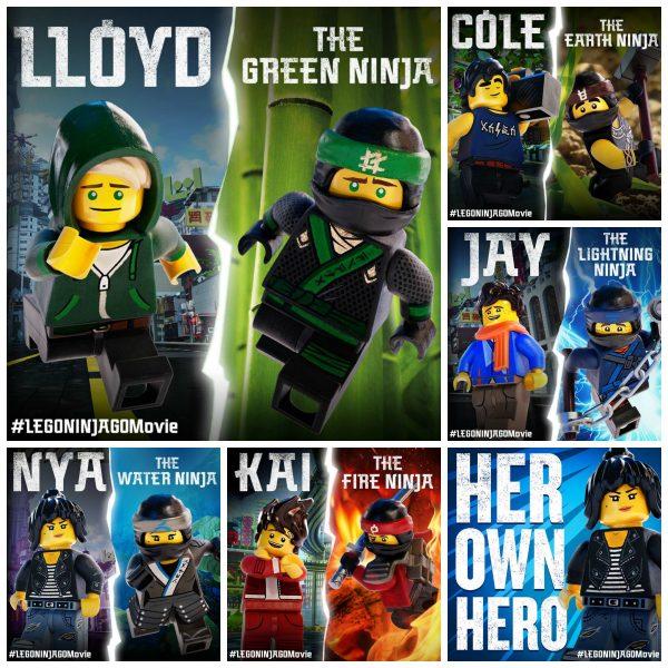 Giveaway -$50 Fandango The LEGO NINJAGO Movie Collectible Gift Card