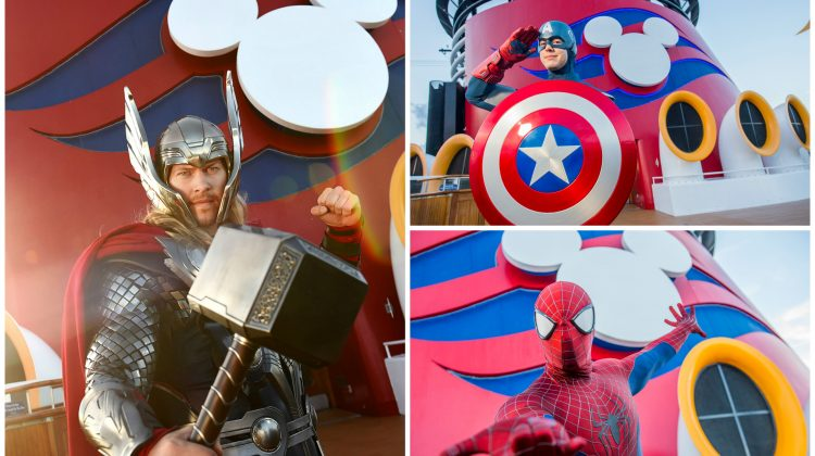 Ten Reasons To Book a Disney Cruise Today! #DisneyCruise #MarvelDayatSea @DisneyCruise #Marvel #Disney #ad
