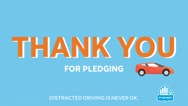 """""""AT&T: """"It Can Wait Campaign"""" - 20 Million Pledges Needed!"""""""
