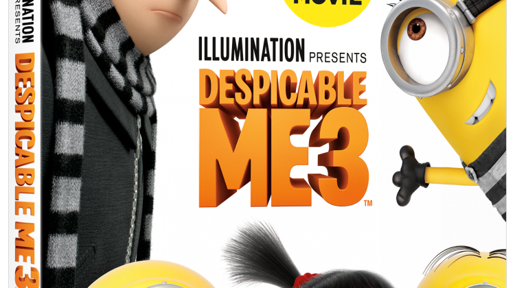 Giveaway – Despicable Me 3 Blu-ray! @DespicableMe #DespicableMe3
