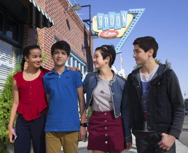 Andi Mack Season Premiere Friday!