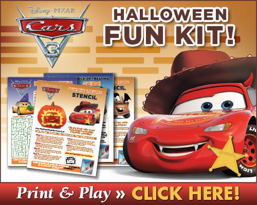 Brand New CARS 3 Activity Sheets! Plus A Huge Giveaway! #Cars3 @pixarcars