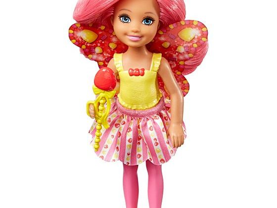 Giveaway – Barbie™ Dreamtopia Small Fairy Doll Gumdrop From @Mattel!