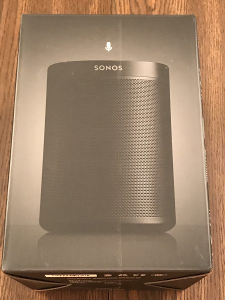 Wow, Look At The New Sonos One with Amazon Alexa! From @BestBuy