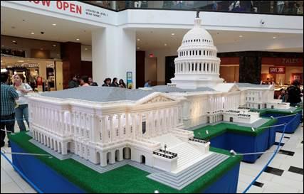 The LEGO® Americana Roadshow: Building Across America, On STATEN ISLAND This Weekend! #Statenisland #travel