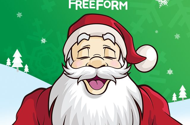 See the Official 25 Days of Christmas Schedule on @FreeformTV!