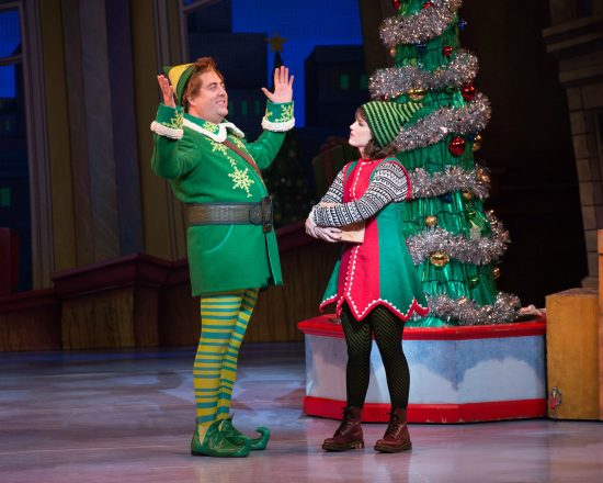 """ELF The Musical"" Opens At Madison Square Garden in #NYC on December 13th!"