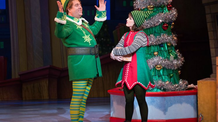 """""""ELF The Musical"""" Opens At Madison Square Garden in #NYC on December 13th! Buy Tickets Now With This Discount Code! @TheGarden #ad"""