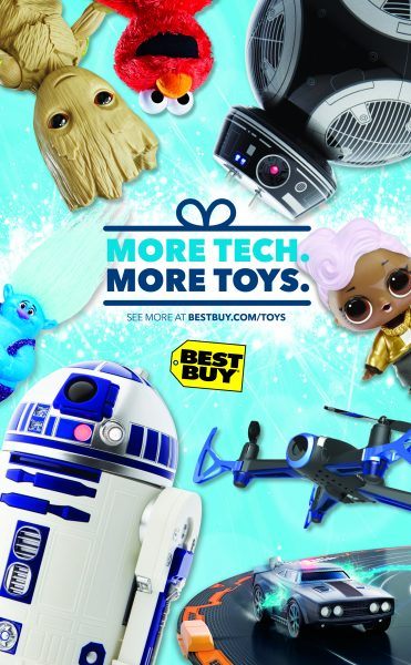 """The Best Buy Toy Catalog is Here And it is Fabulous!"""