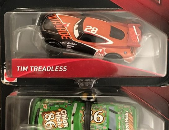 Giveaway – Four (4) Collectible Cars To Celebrate #Cars3 Blu-ray Release! @pixarcars
