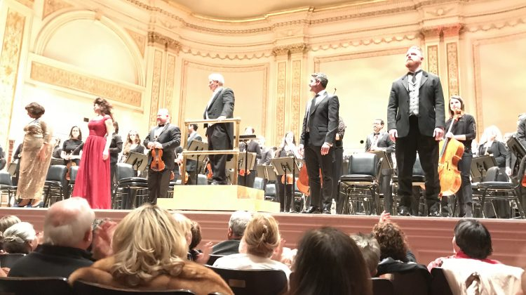 We Saw The #MessiahRefreshed Concert at Carnegie Hall! @DCINY #travel #NYC #ad #DCINY #CarnegieHall #LincolnCenter #Concerts #NewYorkCity #Music #Choral #KarlJenkins #Sing