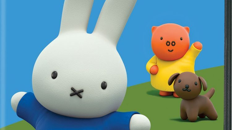 Giveaway – Miffy's Adventures, Big and Small: Play Date With Miffy DVD!