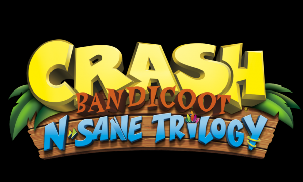 Activision's Crash Bandicoot N. Sane Trilogy Video Game for the PS4