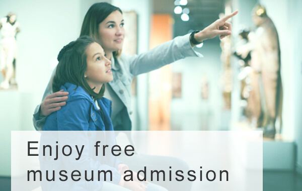 Free Museum Entry This Weekend!