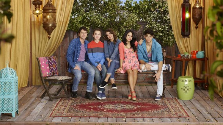 """""""The Fosters"""" on @FreeformTV Returns January 9th! @TheFostersTV #TheFosters"""