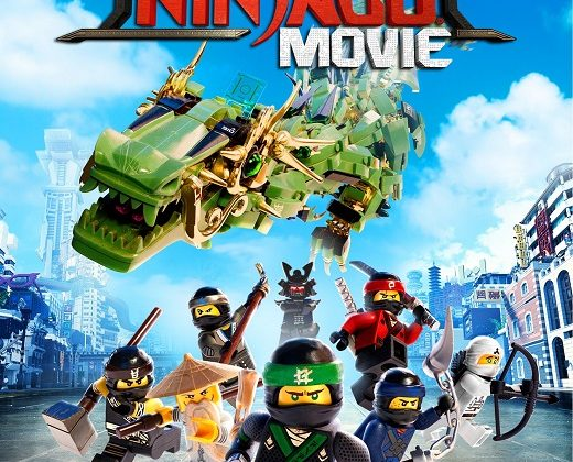 "Giveaway – ""The LEGO NINJAGO Movie"" Blu-Ray/DVD Combo Pack, Coloring Sheets, And a Set Of Figurines! #LEGONINJAGOMovie"
