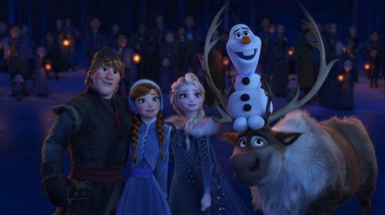 'OLAF'S FROZEN ADVENTURE' MAKES ITS BROADCAST TELEVISION DEBUT THURSDAY, DECEMBER 14, AT 8 P.M. EST ON ABC! #OlafsFrozenAdventure @ABC_Publicity #Frozen #Disney