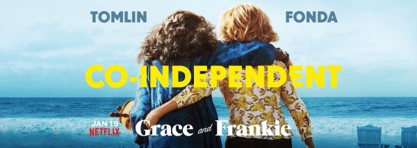 Jane Fonda & Lily Tomlin Return For Season Four of Grace & Frankie on @Netflix This Friday!