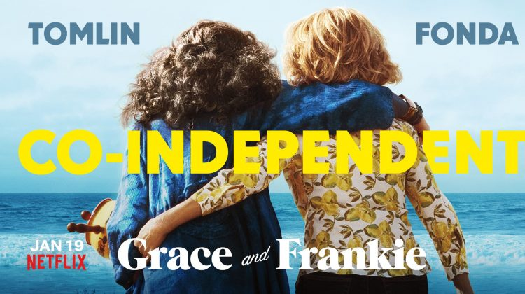 Jane Fonda & Lily Tomlin Return For Season Four of Grace & Frankie on @Netflix This Friday! @LilyTomlin @Janefonda @GraceandFrankie #GraceandFrankie