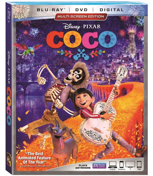 Giveaway - Five Digital Copy Winners! Disney•Pixar's Hits Digital on Feb. 13