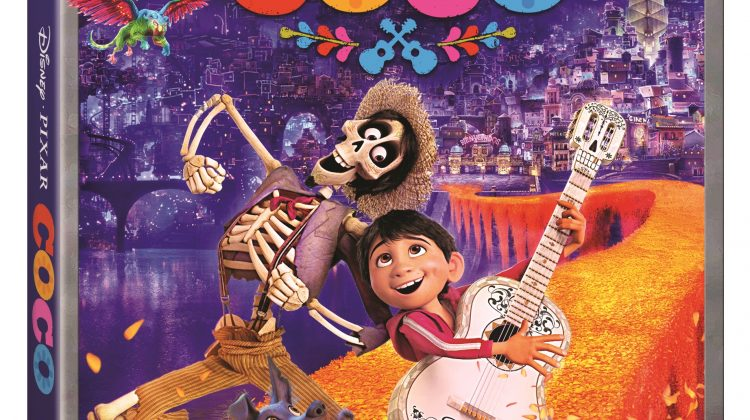 Giveaway – Five Digital Copy Winners! Disney•Pixar's Coco Hits Digital on Feb. 13 and 4K Ultra HD™ & Blu-ray™ on Feb. 27! @PixarCoco #Coco