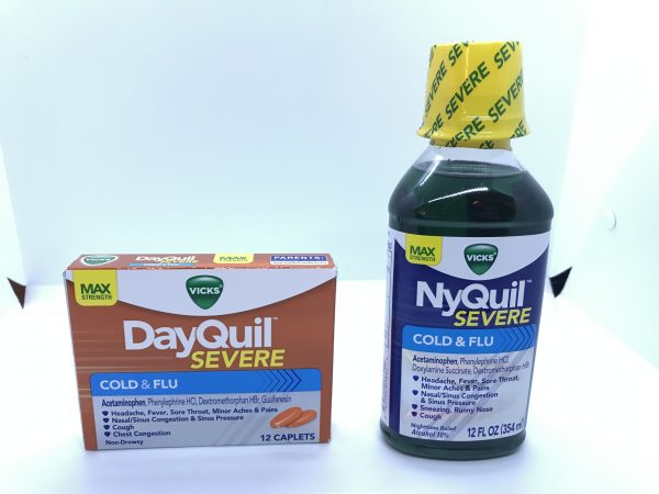 Dayquil, Nightquil