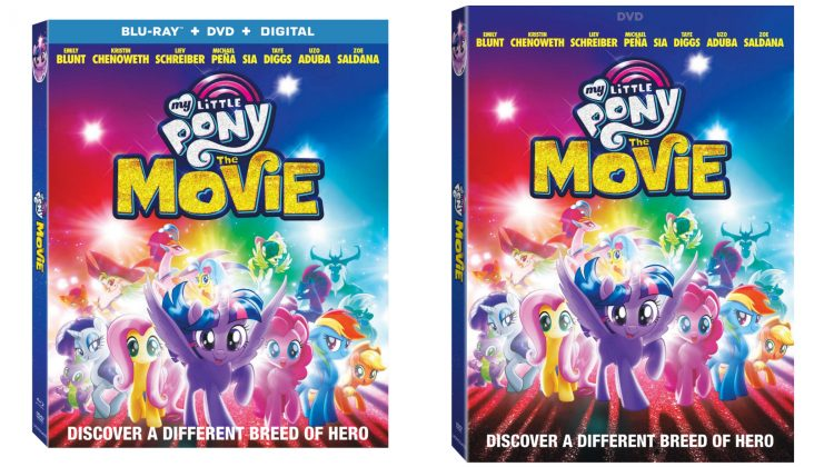 """""""My Little Pony: The Movie"""" On Blu-ray & DVD and Digital NOW! Check Out My Activity Sheets! Also, #MyLittlePonyMovie Premiere Pictures! @MLPMovie"""