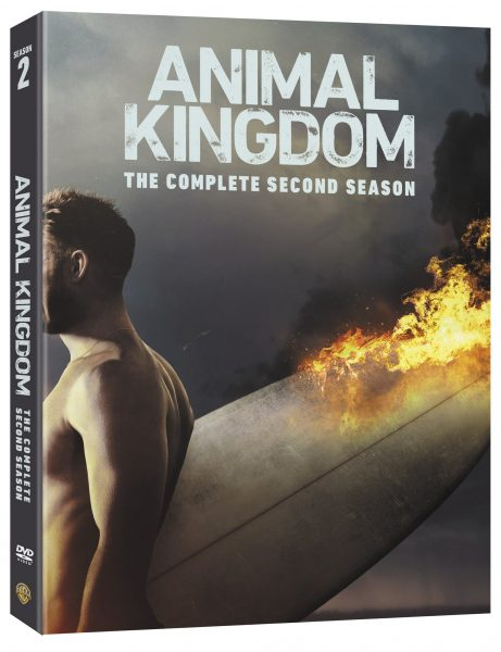 Animal Kingdom: The Complete Second Season on DVD