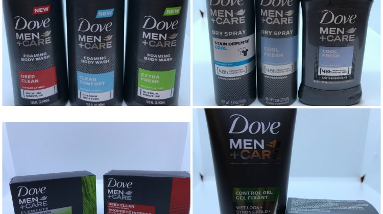 Thanks to @DoveMenCare For Their Awesome Sponshorship of The #Dad2Summit! And My Free Shave! #RealStrength #RealDads @BabyDoveUS #ad