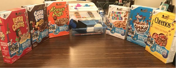 How To Build Rube Goldberg Machines With General Mills Cereal & Your Kids!